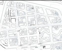 府中試験場のコース図